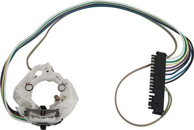 1969 - 1972 nova turn signal switch 1972 nova wiring backup light switch #14